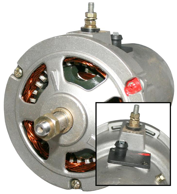MM304209 - Alternatore, 55 amp