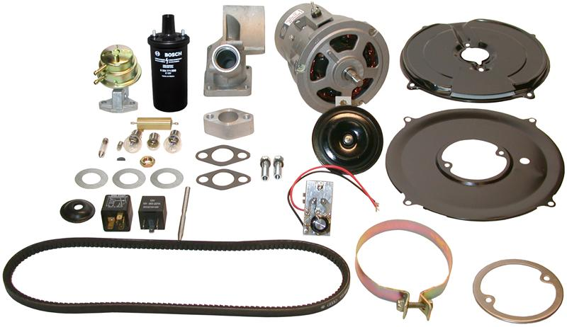 MM300814 - Kit di conversione, da 6 a 12 Volt