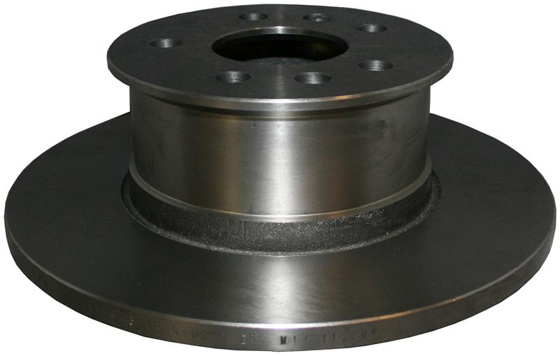 MM301300 - Freno a disco anteriore, 1 Pz., T2