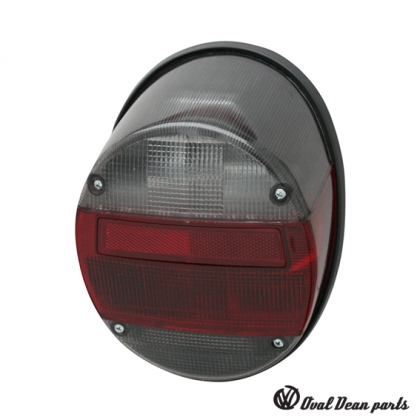 "MM304255 - Rear lamp, smoked glass ""Fumé\"", without E-mark"