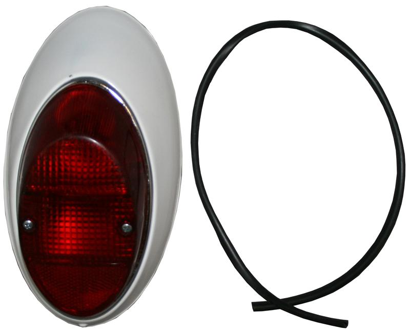 MM304260 - Cal look tail lamp assembly with purered glass, r